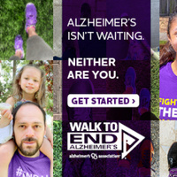 Alzheimer's Isn't On A Break