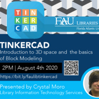 Tinkercad- Introduction to 3D Printing