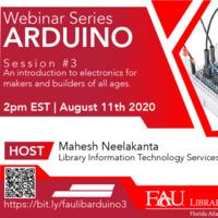 Arduino- Webinar Part 3