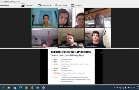 Virtual Future Leader Camp