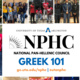 National Pan-Hellenic Council; Greek 101
