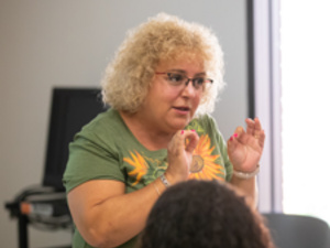 Pitt-Greensburg: Spanish majors meeting for first-year students