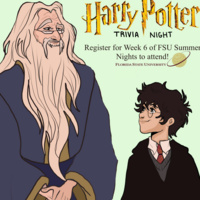 Harry Potter Trivia 7/28 at 7PM