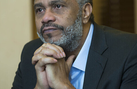 Brown Lecture Series: Anthony Ray Hinton, The Sun Does Shine: How I Found Life and Freedom on Death Row