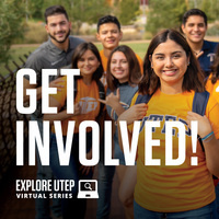 EXPLORE UTEP VIRTUAL SERIES: THE STUDENT ENGAGEMENT & LEADERSHIP CENTER