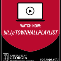 Student Government Association Summer Town Hall Series