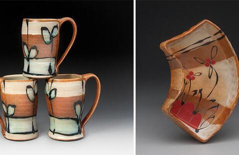 Visit an Artist Surface Special - Suze Lindsay