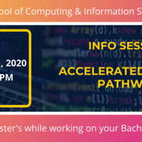Info Session on Accelerated Degree Programs