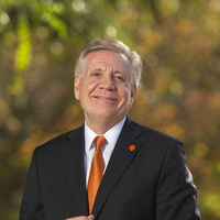 Alumni Town Hall event with President Callahan