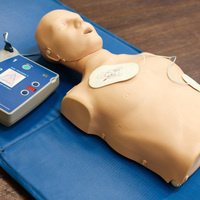 Adult & Pediatric First Aid, CPR, AED Certification Course