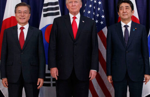 The Future of Japan-Korea Relations: Are America's Asian Alliances at Risk?