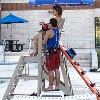 Lifeguards Talking