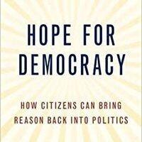 Virtual Book Club: Hope for Democracy