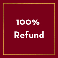 100% Refund Deadline