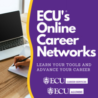 ECU's Online Career Networks Webinar