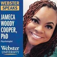 """Webster Speaks Virtual Series: """"Racism and Mental Health"""""""
