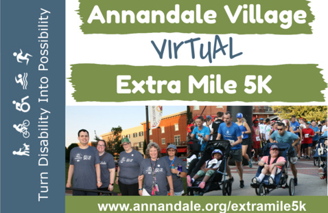 Annandale Village Virtual Extra Mile 5K