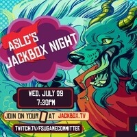 ASLC's Jackbox Night