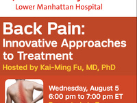 Back Pain: Innovative Approaches to Treatment