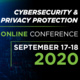 Online Cybersecurity & Privacy Protection Conference
