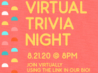 UPC Virtual Trivia Night