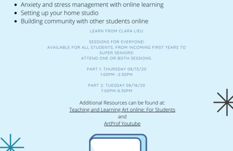 Thriving as a Remote Learner - Session I