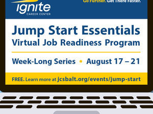 Jump Start Essentials - Job Readiness Program