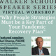 """Walker School Series 'Why People Strategies Must be a Key Part of Your Pandemic Recovery Plan""""'"""