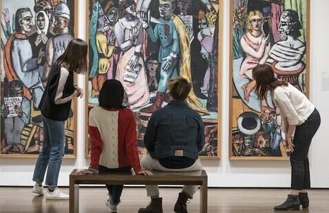 Harvard Art Museums Open House
