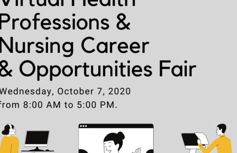 career fair promotional graphic