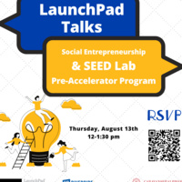 LaunchPad Talks
