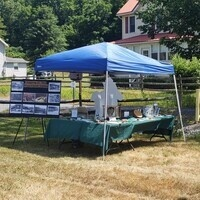 Information and Interpretive Booth - JERSEY SHORE