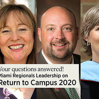 Your questions answered! Live with Miami Regionals Leadership