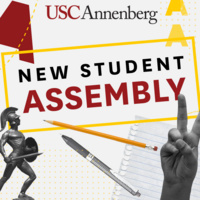USC Annenberg New Student Assembly