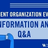 Student Organization Events Q&A Panel