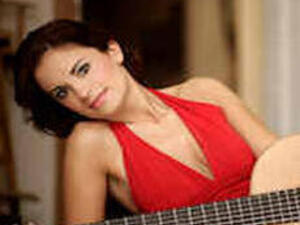 Guitarist Ana Vidovic LIVE STREAMING CONCERT