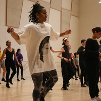 USC Kaufman Dance Demo: Tap