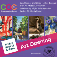 September 2020 Open House + Artists Reception