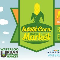 Sweet Corn Day At The Market