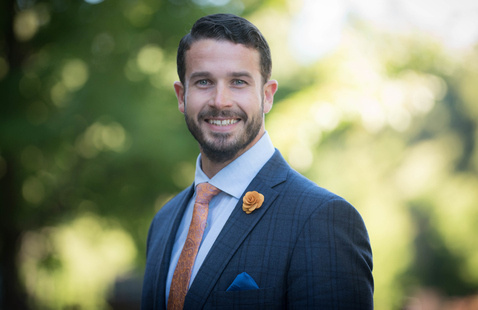 Career Chat with Colm Walker '05