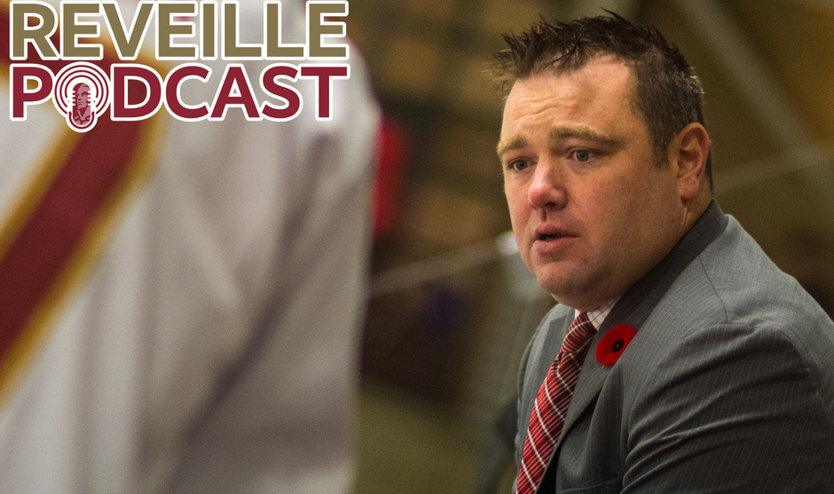 Reveille: The Official Podcast of Norwich Athletics
