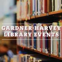 Gardner-Harvey Library Events