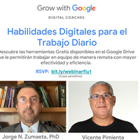 """""""Habilidades Digitales para el Trabajo Diario"""" (In Spanish)"""