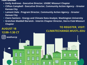 Missouri Climate Dialogue: Energy Efficiency in Buildings