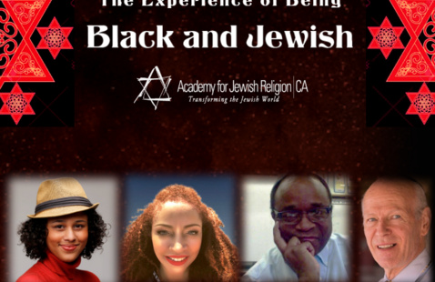 "Webinar: ""Through the Eyes of Our Students: The Experience of Being Black and Jewish"""
