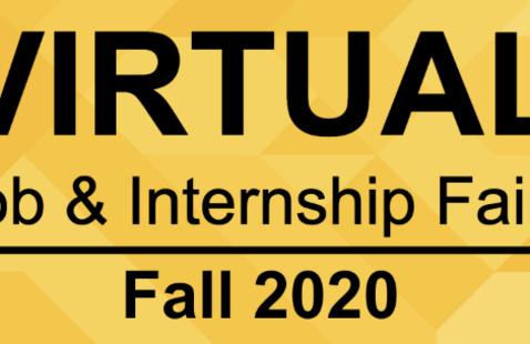 2020 Fall Virtual STEM Job, Co-op, and Internship Fair: DAY 1