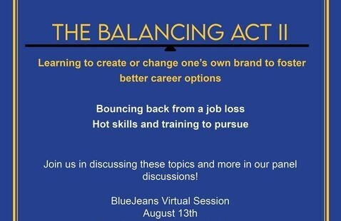 The Balancing Act Series (Part 2): Personal Branding