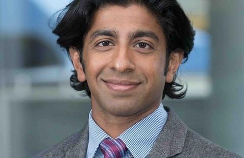 Friday Cancer Center Seminar Series: Rohit Bose, MD, PhD