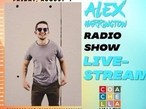 DJ, Alex Harrington - Radio Show Livestream