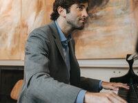 Feed Your Senses Livestream featuring Pianist Joe Alterman